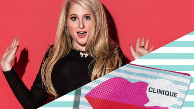 Meghan Trainor Spills the Details on Her Clinique Collaboration and a Life-Changing Makeup Technique