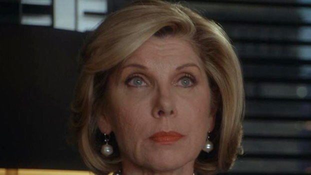 The Good Wife Diane Lockhart