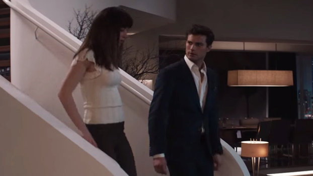 Take a virtual tour of the fifty shades of grey apartment 50 shades of grey house