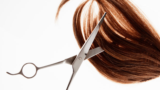 How To Trim Your Own Hair Instyle Com