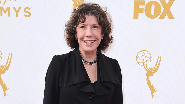 Lily Tomlin's Best Red Carpet Looks