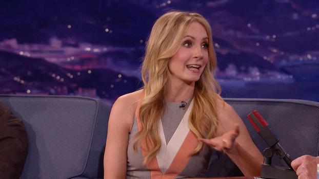 Joanne Froggatt on Conan