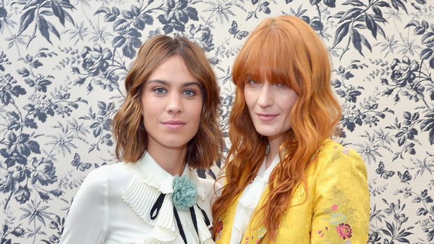 New Gucci Brand Ambassador Florence Welch Shares Her Style