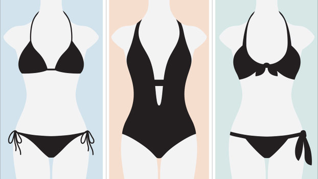 de5ce91f5d7cb How to Find the Best Swimsuit for Your Body Type | InStyle.com