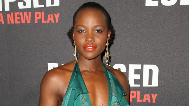 Lupita Nyong'o attends the 'Eclipsed' broadway opening night after party at Gotham Hall on March 6, 2016 in New York City.