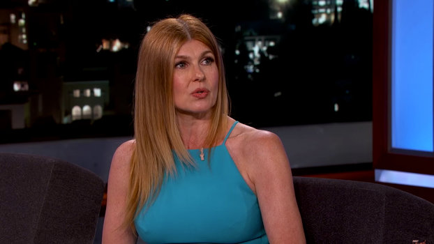 Connie Britton - Jimmy Kimmel