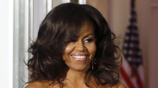 Michelle Obama Wore This Custom Jason Wu Gown To The