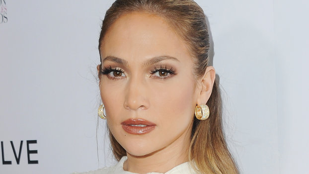 Actress Jennifer Lopez arrives at The Daily Front Row 'Fashion Los Angeles Awards' 2016 at Sunset Tower Hotel on March 20, 2016 in West Hollywood, California.