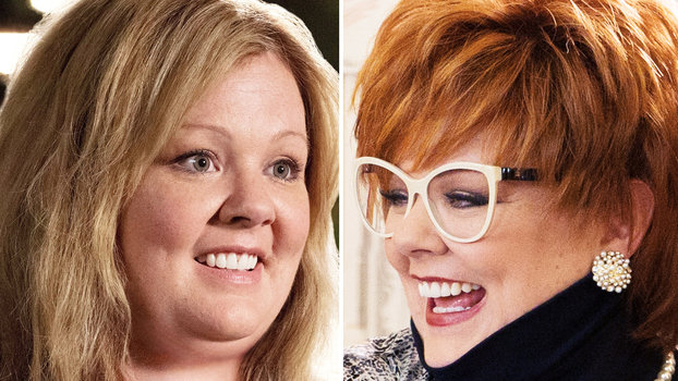 11 Times Melissa Mccarthy S Hair Stole The Show Instyle Com