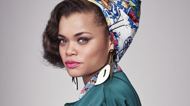 Get the Scoop on Andra Day39;s Musical Inspo and quot;Lazy Pinup Stylequot;