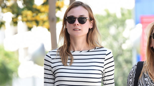 bfc158db163275 Diane Kruger's Best Street Style Looks | InStyle.com