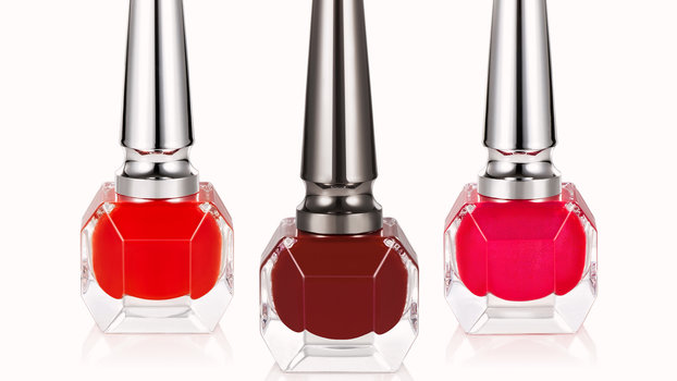 Christian Louboutin S New Red Nail Polish Shades Instyle Com