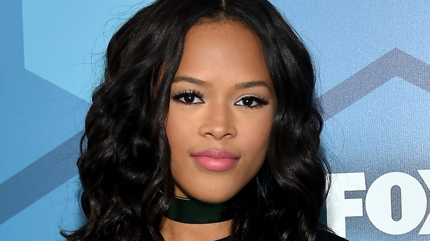 Serayah McNeill attends FOX 2016 Upfront at Wollman Rink on May 16, 2016 in New York City.