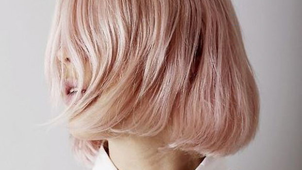 Rose Gold Hair Color Trend Instyle Com