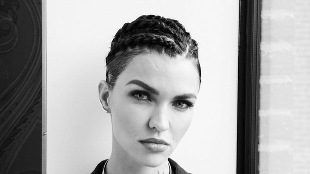 Ruby Rose Celebrity Hair Changes Really: See Ruby Rose's Incredible Abs