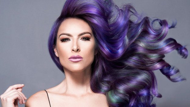 Your Guide To Rocking Instagram S Jewel Toned Hair Trend