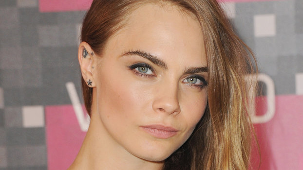 Cara Delevingne Just Got A Brow Product Named In Her Honor