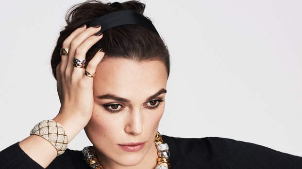 keira knightley 39 s chanel fine jewelry campaign. Black Bedroom Furniture Sets. Home Design Ideas