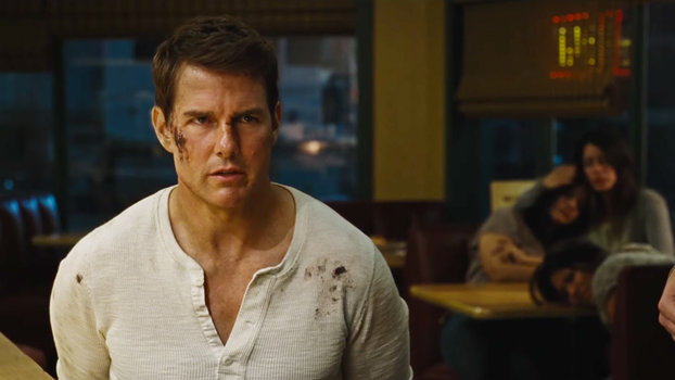 Tom Cruise Stars In Jack Reacher Never Go Back Trailer