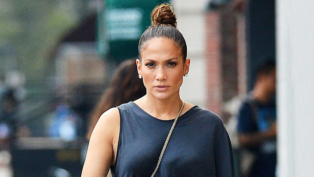 j lo style dress for study
