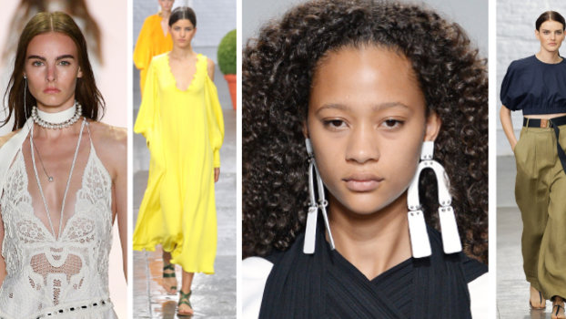The Top 22 Trends Ideas and Styling Tricks We Loved from Spring 2017 NYFW