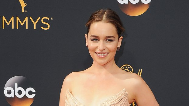 Emilia Clarke's Best Red Carpet Looks
