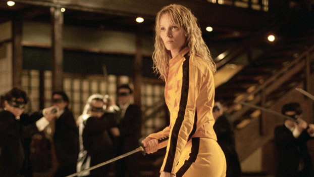 uma thurman on kill bill halloween costumes instylecom