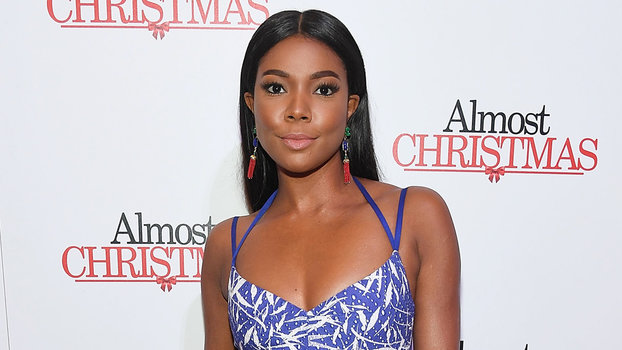 Gabrielle Union Attends Almost Christmas Screening In