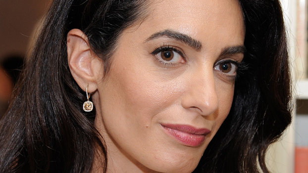 Amal Clooney Instyle Com
