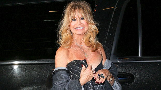 Sexy pictures of goldie hawn