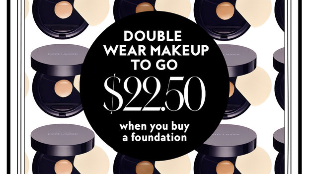 30 Days of Deals: Get Estée Lauder Double Wear Makeup To Go for a Special Price