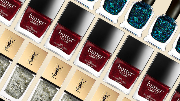 pictures The Best Red Holiday Nail Polishes
