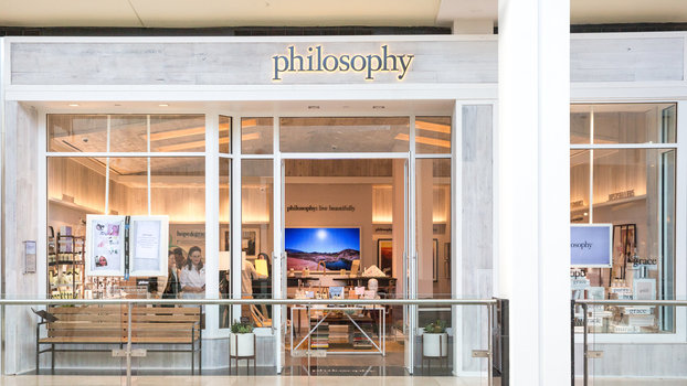 Philosophy Launches Its First WellBeing Beauty Store