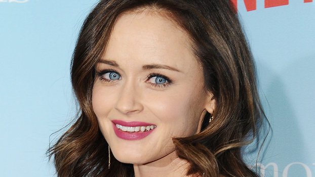 """LOS ANGELES, CA - NOVEMBER 19:  Actress Alexis Bledel attends the premiere of """"Gilmore Girls: A Year in the Life"""" at Regency Bruin Theatre on November 18, 2016 in Los Angeles, California.  (Photo by Jason LaVeris/FilmMagic)"""
