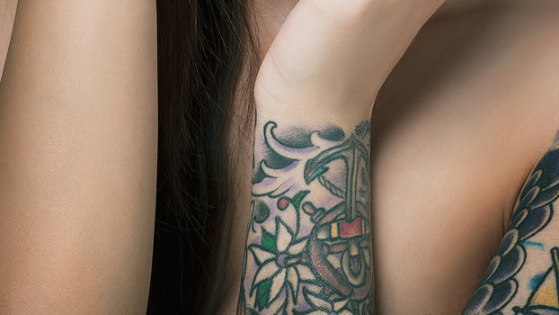 Tattoo Treatment to Hide Stretch Marks | InStyle.com