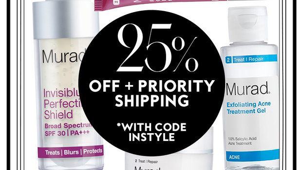 30 Days of Deals 25 OffSkincare Secret Weapons at Murad