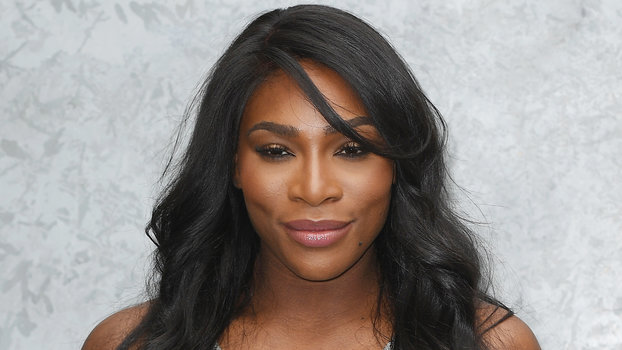 serena williams new hair style serena williams debuts a sparkling engagement ring 8583