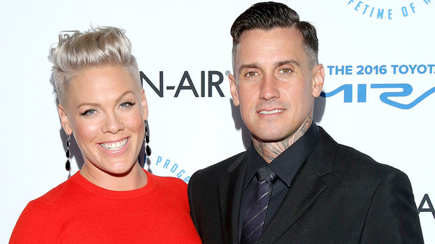 Pink Writes A Heart Melting Anniversary Note To Her Quot Care Bear Quot Instyle Com