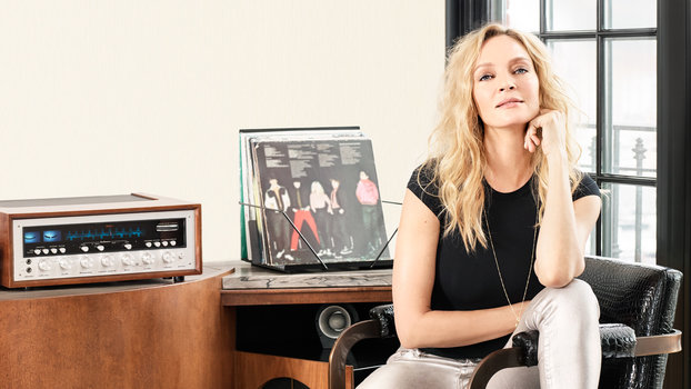 7aaabe5d8f0 Uma Thurman Stars in FitFlop s Spring 2017 Campaign