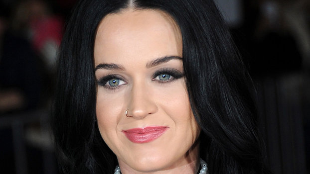 Katy Perry Hair Styles: Katy Perry's Blonde Hair Matches Boyfriend Orlando Bloom's
