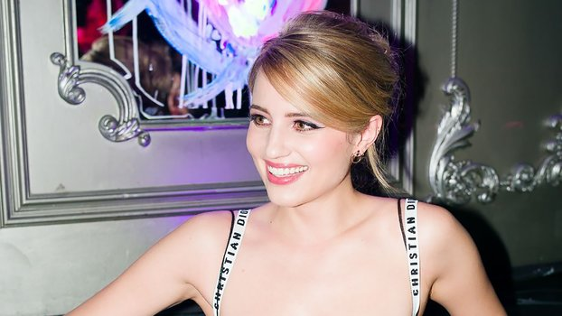 Dianna Agron Wears the Sheerest Dressand 6 Other Looks from Dior's Poison Girl Party