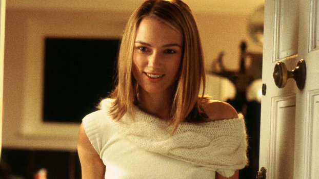 You Could Watch Keira Knightley Film Her Love Actually -5004