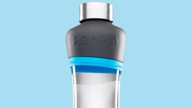 best smart water bottle h2o pal. Black Bedroom Furniture Sets. Home Design Ideas
