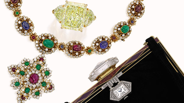 "You Must See the ""Magnificent Jewels"" from Sotheby's Auction Before They're Sold"