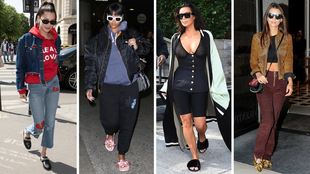 Comfortable Shoes Celebrities Love Instyle Com