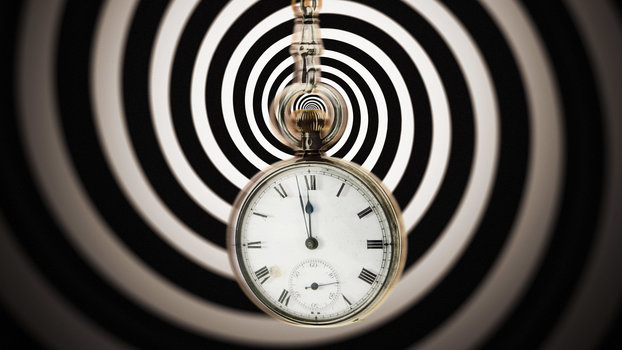 VIRAL AND TRENDING HYPNOTIC PHOTOS: HYPNOTISM - SPINNING IMAGE