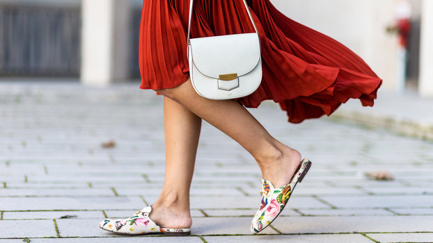 Summer Shoes That Cover Your Toes Instyle Com