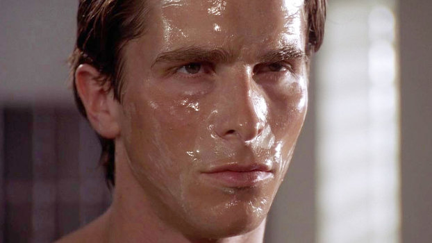 I Followed Patrick Bateman S Psychotic Skincare Routine