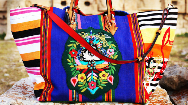 4ed70eb9cb23 Christian Louboutin Releases the New Mexicaba Bag