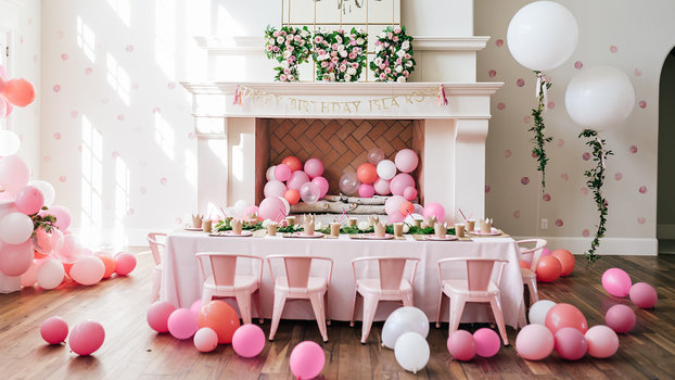 Rachel Parcells Daughters Birthday Party